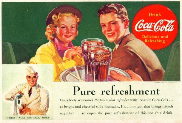 Coca-Cola - The Pause That Refreshes