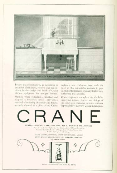 Crane Equipment & Plumbing Fixtures - Click On Image For Larger View