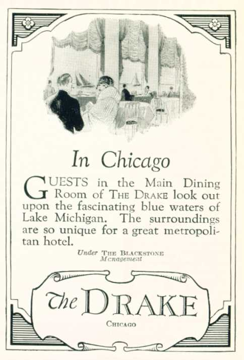 The Drake Hotel - Chicago
