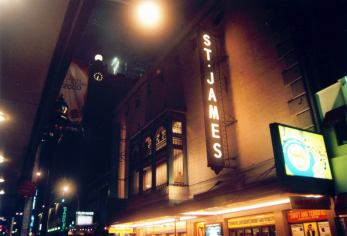 St James Theatre - New York City