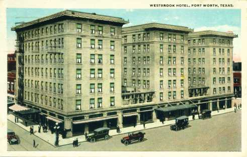 Westbrook Hotel - Fort Worth, Texas